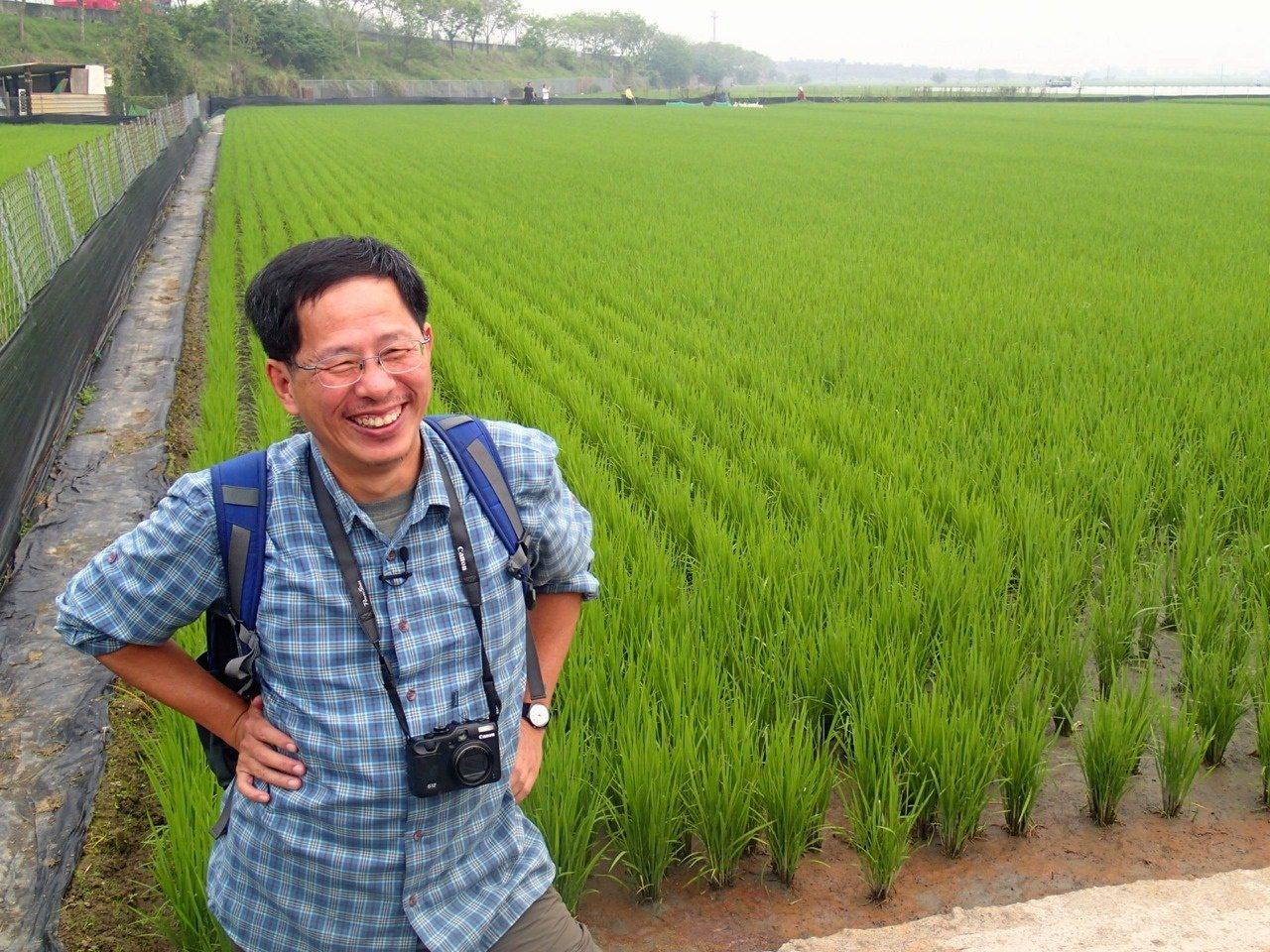 作家劉克襄獲第六屆聯合報文學大獎。圖/劉克襄提供