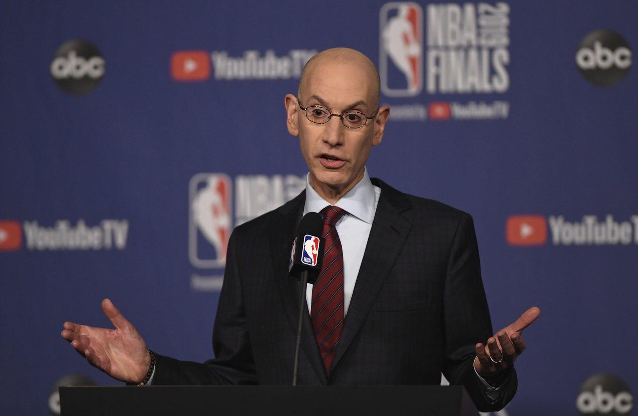 NBA裁席佛要嚴打球隊私下招募。 美聯社