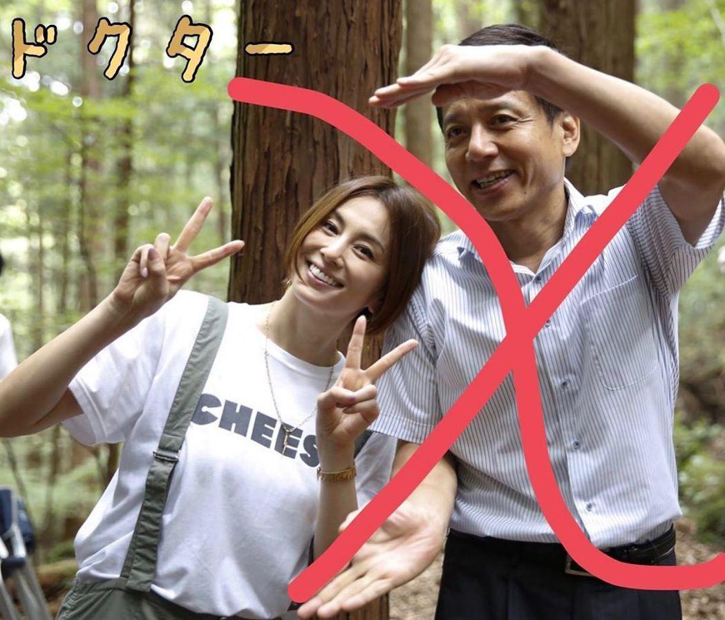 米倉涼子主演《派遣女醫X6》再度華麗上陣。圖/擷自IG