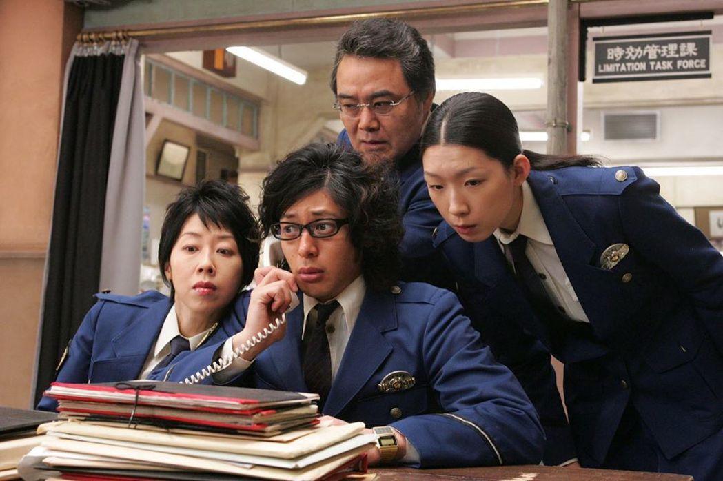 小田切讓主演《時效警察》。圖/擷自IG