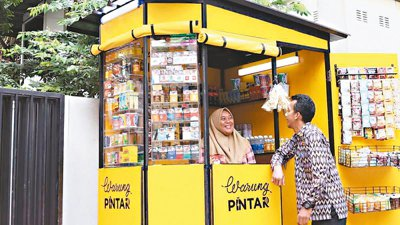 印度的StoreKing和印尼的Warung Pintar不為顛覆傳統產業而來,...