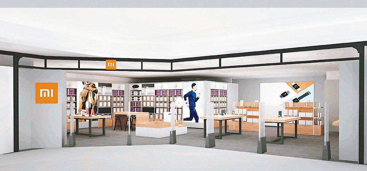 小米專賣店昨天於新光三越台北南西三館開幕,接下來也將一口氣於台中、高雄開設新專賣...