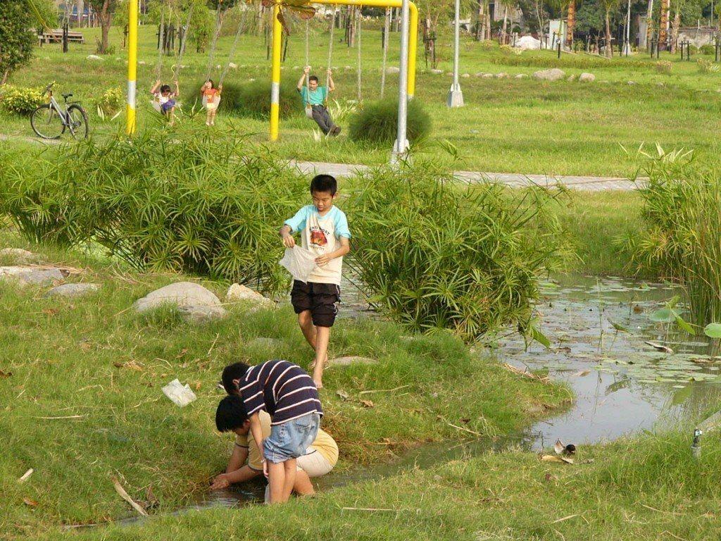 國內一項針對近2萬5000位長者的病例對照研究顯示,居住在遊樂場和運動場人均面積...