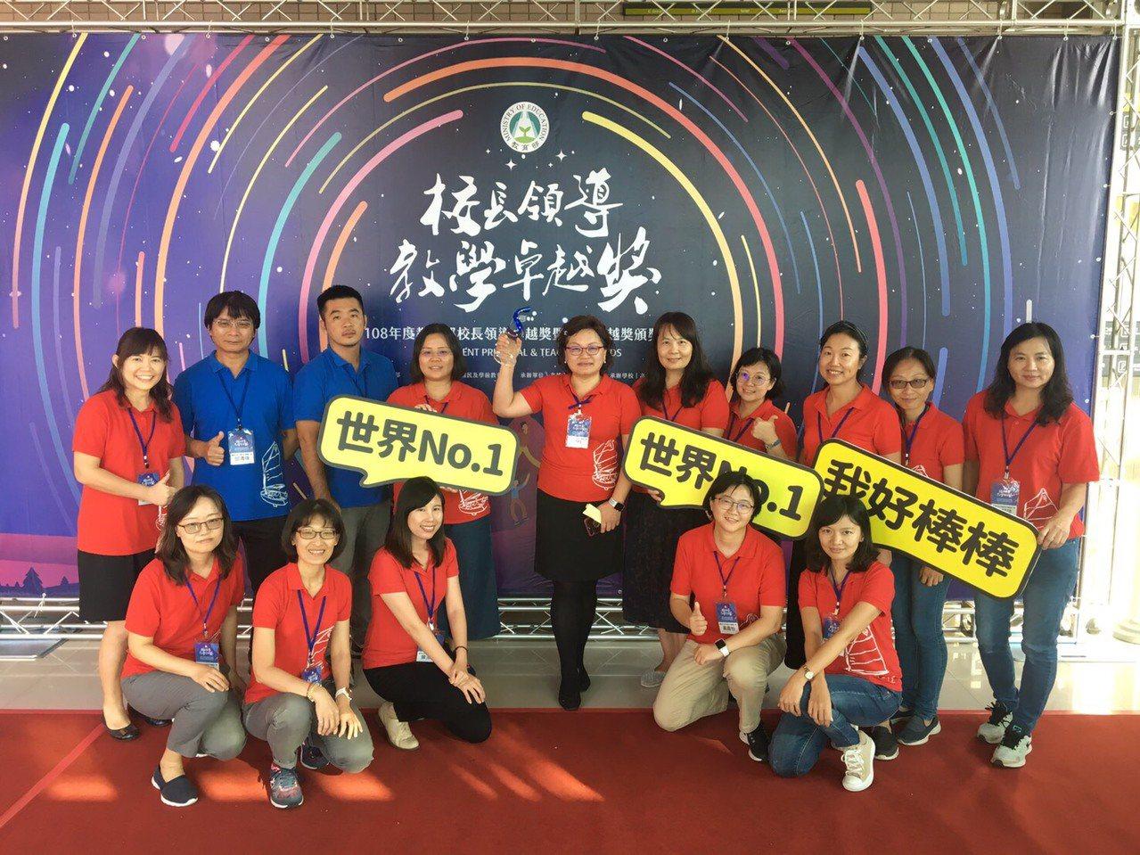 西門實驗小學。圖/台南市教育局提供