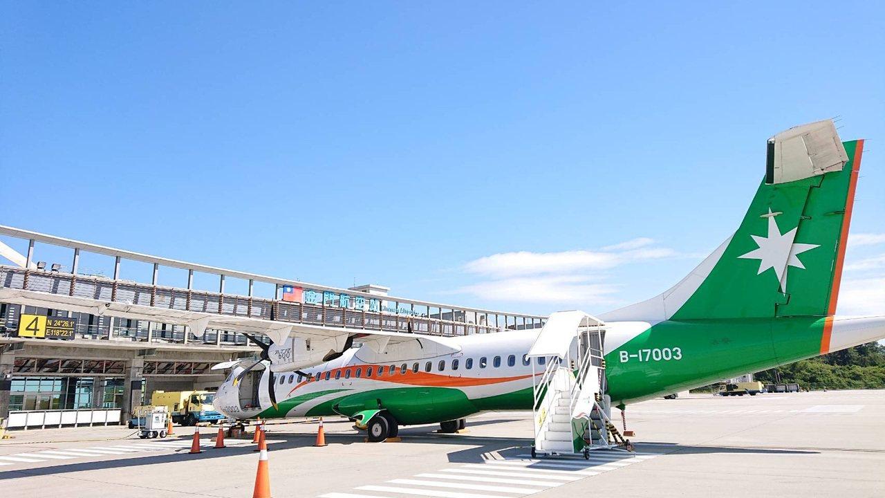 「長汎假期」結合了立榮航空與金馬澎3離島的在地旅行社推出「買國外 +1元送國內」...
