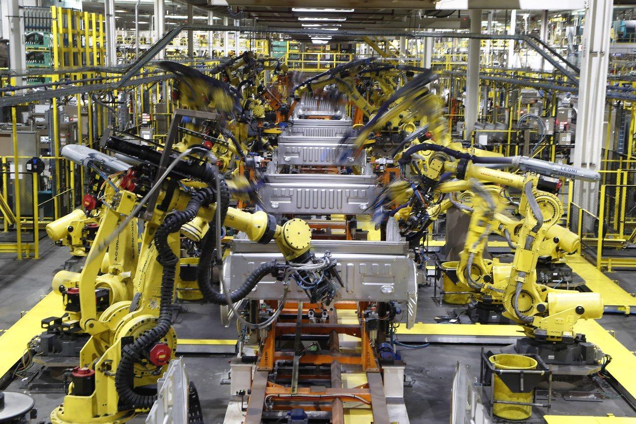 英國自動化落後於其他先進經濟體。美聯社