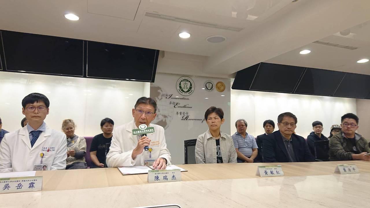 史明教育基金會今下午一時於台北醫學大學附設醫院舉行記者會,這也是史明過世後,基金...