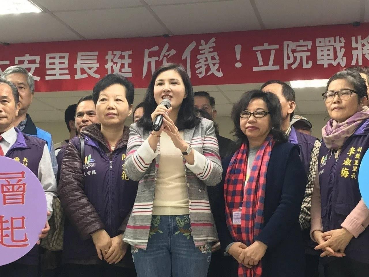 台北市議員王欣儀。圖/報系資料照
