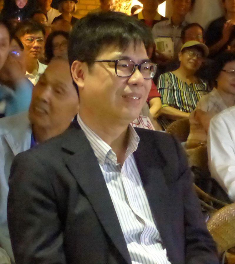 行政院副院長陳其邁表示,把每個關心高雄的人都說成是「卡韓」,這是沒有必要的政治口水。記者楊濡嘉/攝影