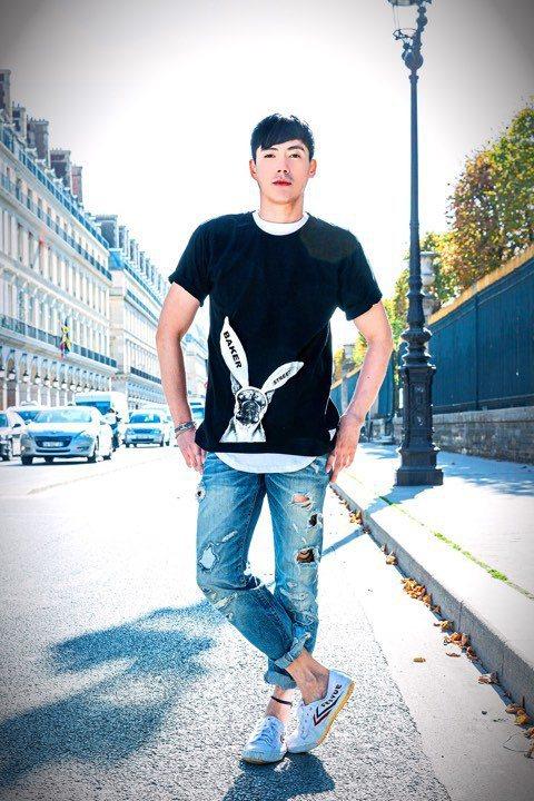 王凱七位數接拍服飾品牌廣告並遠赴法國取景  圖/王凱提供