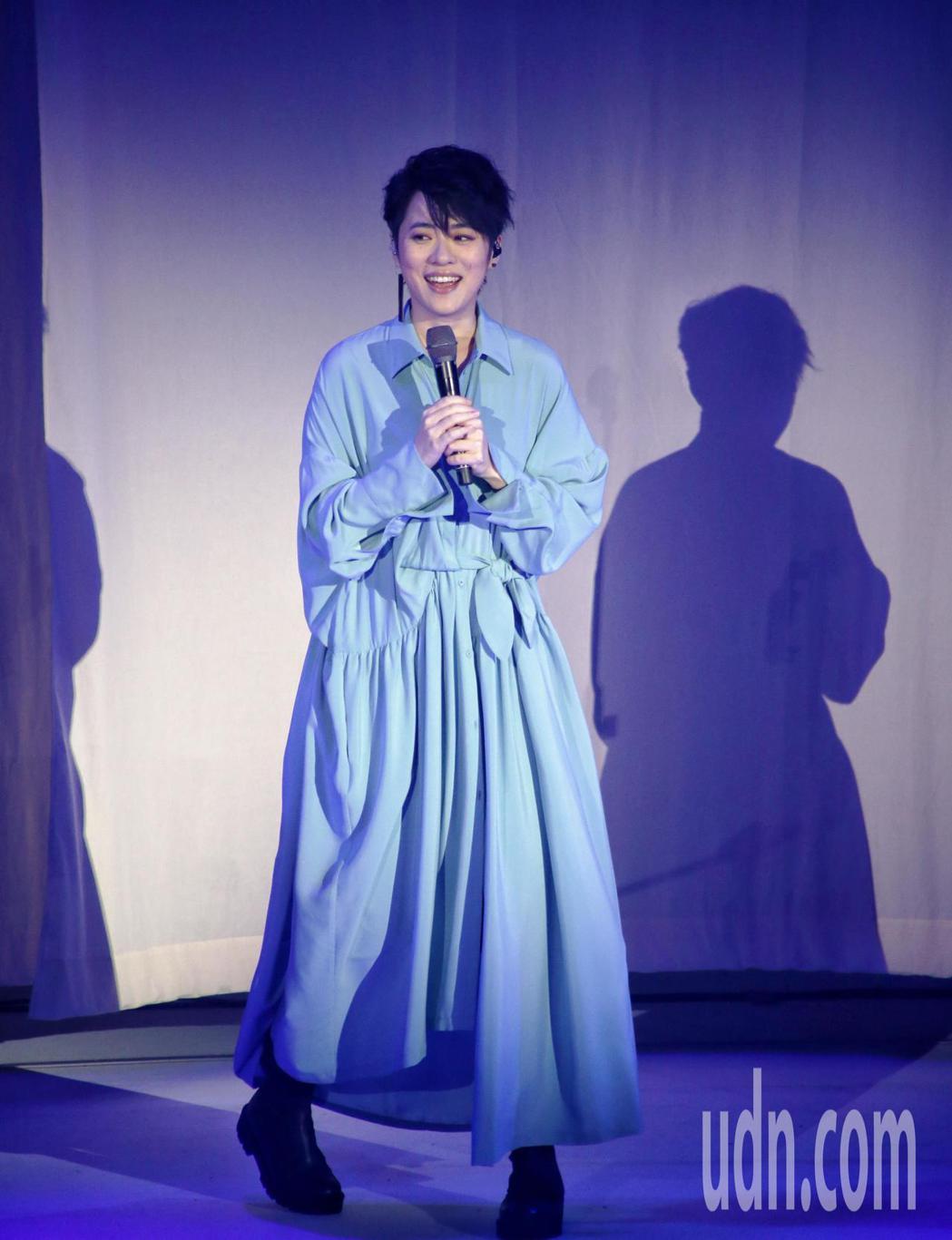 岑寧兒巡迴最終場移師台北TICC國際會議中心,帶來新舊歌曲讓歌迷大飽耳福。記者曾...