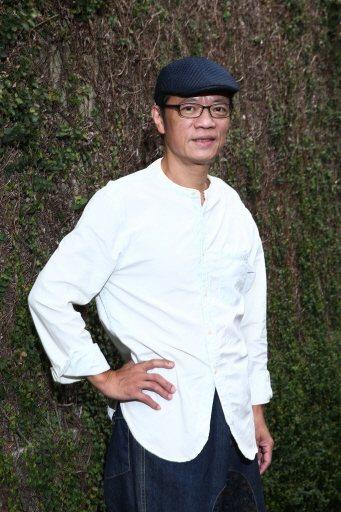 吳朋奉今年以「第一響槍」入圍金鐘迷你劇男主角。記者蘇健忠/攝影