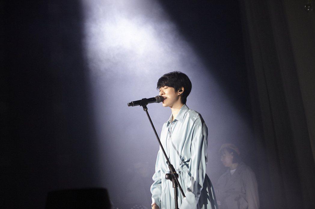 岑寧兒今晚開唱,亦透過音樂為921二十周年傳達正能量。圖/如此有限公司提供