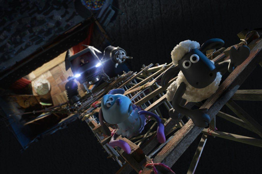 《笑笑羊大電影:外星人來了》置入大量經典科幻電影元素,滿足科幻片影迷的「尋寶」樂