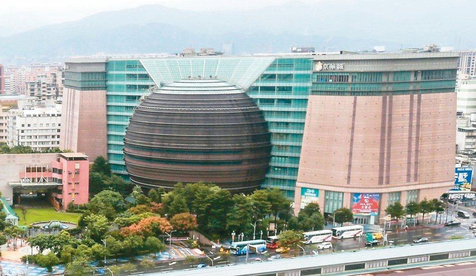 京華城四度標售以來,這回342億元為底價最低的一次。 本報系資料庫