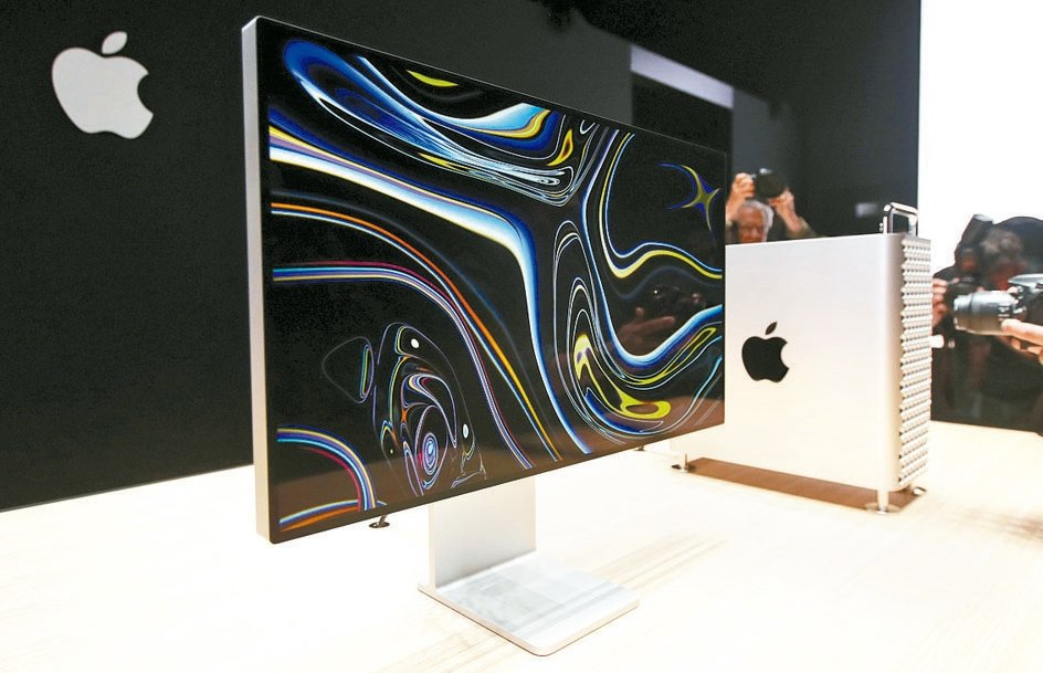 蘋果自中國進口的Mac Pro部分零組件可豁免被加徵25%關稅。 美聯社