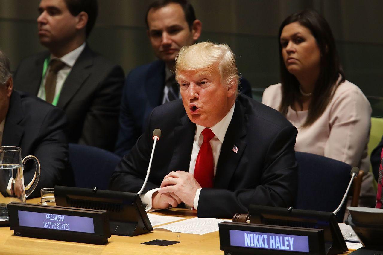 川普總統自稱談判高手,可是他本周到紐約參加聯合國大會時,卻有一大串外交政策目標淪...