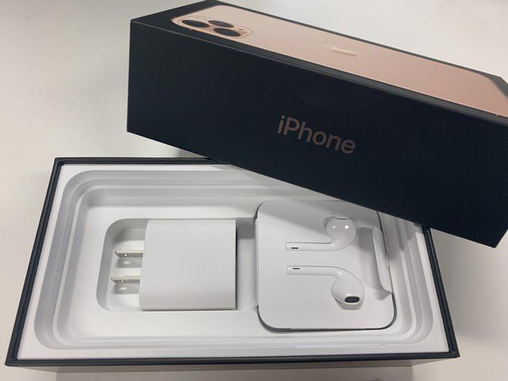 iPhone 11 pro使用黑色外盒包裝