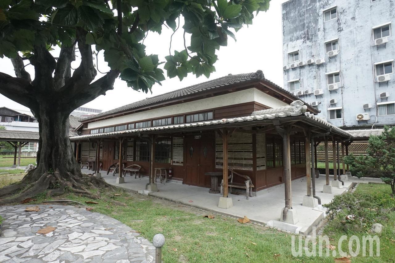 花蓮市鐵道文化園區內的中山堂,在文化部支持下,縣府將投入1100萬元,打造成鐵道...