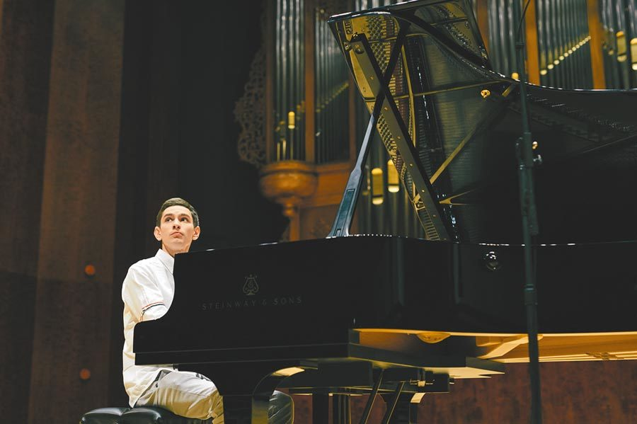 鋼琴家希斯金。圖/尼可樂提供