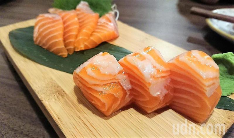 許多人吃生魚片都喜歡沾哇沙米,認為哇沙米有殺菌作用,但其實哇沙米裡的成分「異硫氫酸鹽」只能抑菌並不能殺菌。照片為示意圖。記者卜敏正/攝影