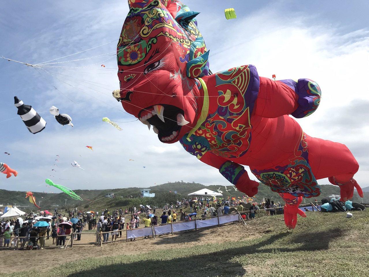 影╱年輕時為生活忙碌 60年後她圓了一個風箏夢