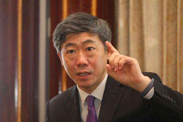 金磚國家新開發銀行首席經濟學家李稻葵表示,中國中等收入群體在未來15年將實現倍增...