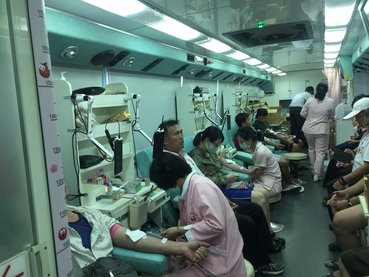 麻豆公益義剪活動 捐近6萬西西鮮血