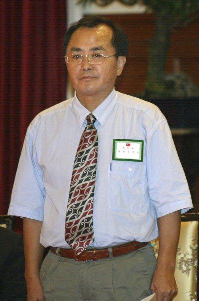 東華大學原住民民族學院院長浦忠成。圖/聯合報系資料照片