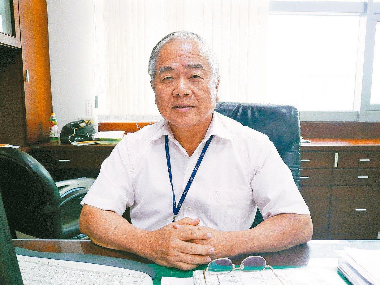 全新董事長陳懋常 本報系資料庫