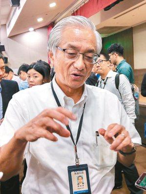啟碁董事長謝宏波 (本報系資料庫)