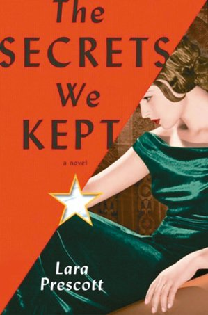 《The Secrets We Kept》小說封面 亞馬遜網站