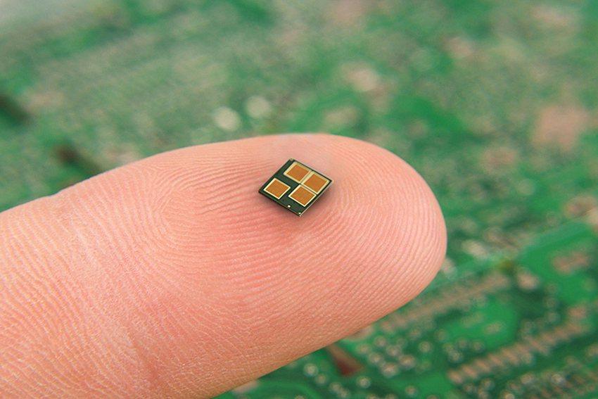 開酷科技的60GHz毫米波雷達解決方案,將1T3R天線、MMIC與AI加速器整合...