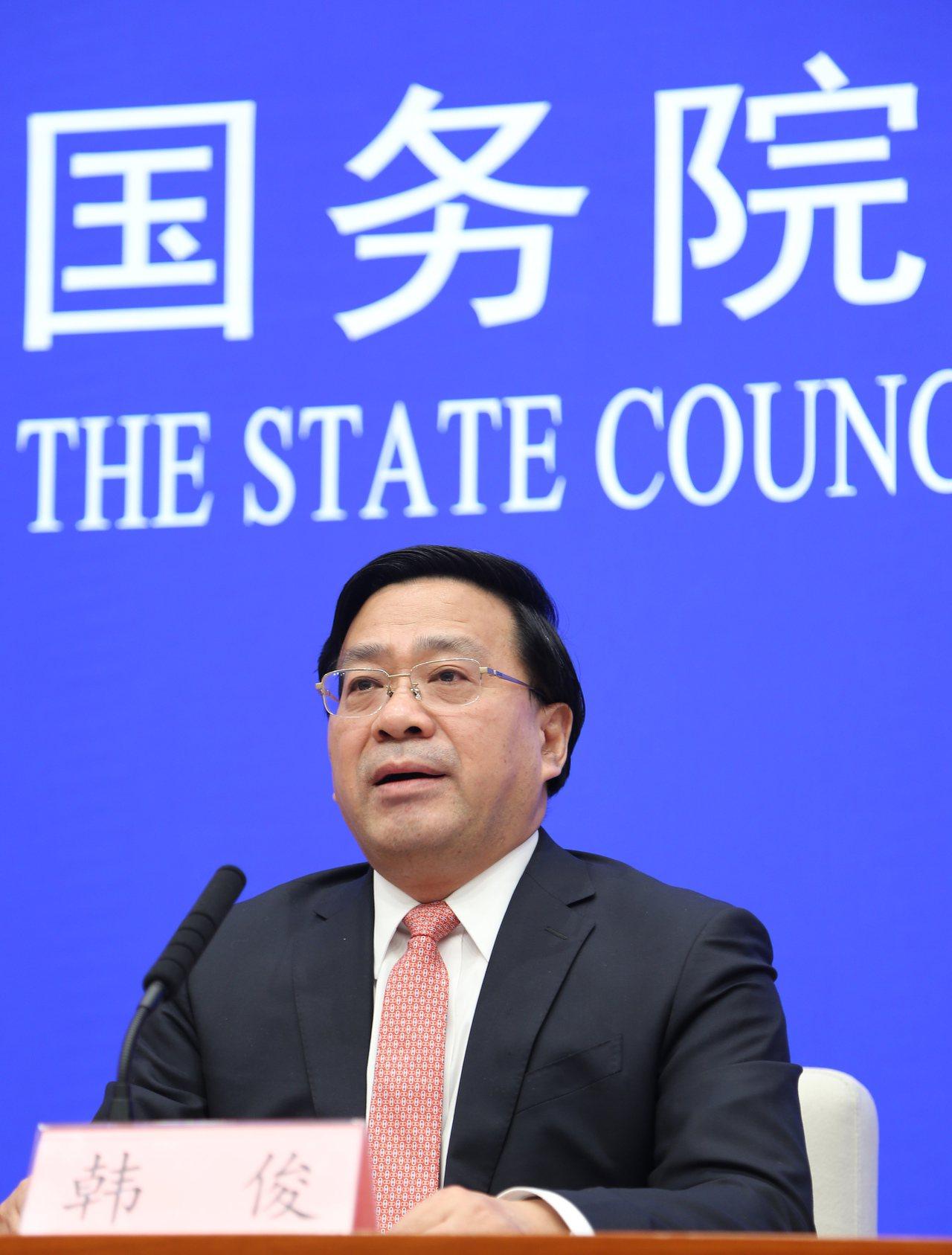 拒訪美國農業州,中國:與經貿磋商無關。 中國新聞社