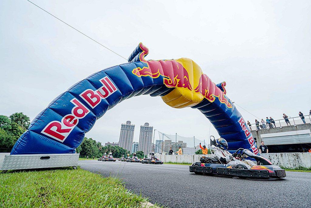 2019年Red Bull Kart Fight卡丁車決賽於桃園大魯閣卡丁車場舉...