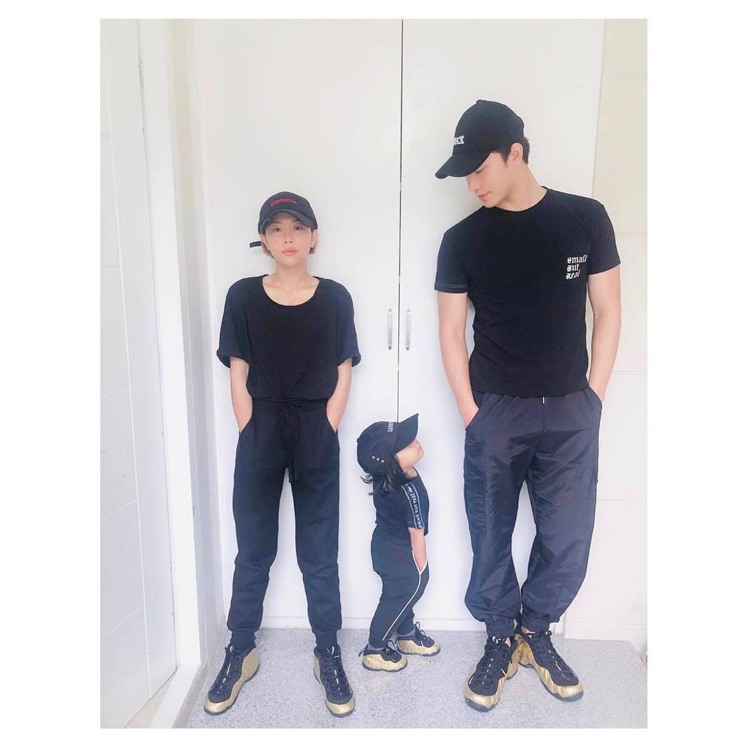 徐志賢已經結婚3年多。圖/擷自instagram