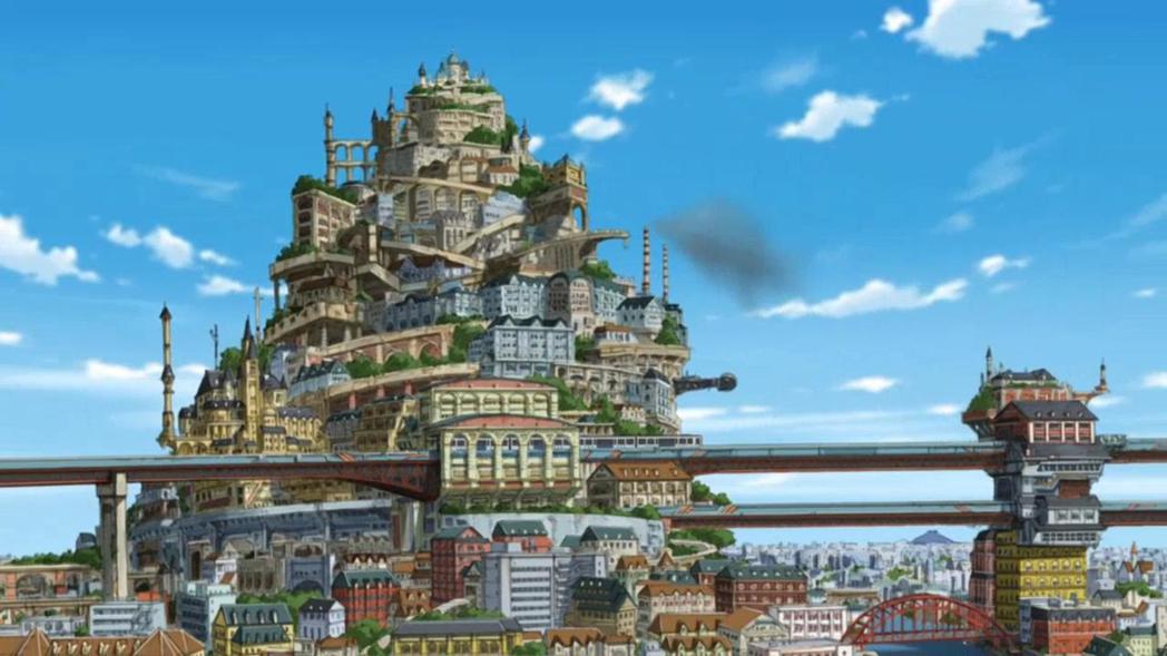 題外話,我覺得正十字學園的建築設計很好看。