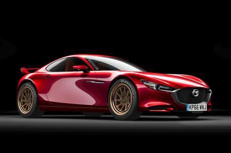 Mazda新型底盤專利圖曝光!這設計或許RX-9有機會誕生?