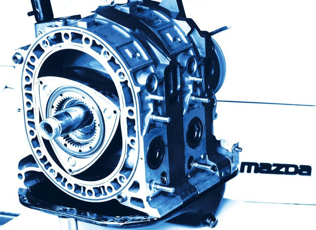 轉子引擎的傳奇Mazda RX車系能再次復活嗎。 摘自Mazda