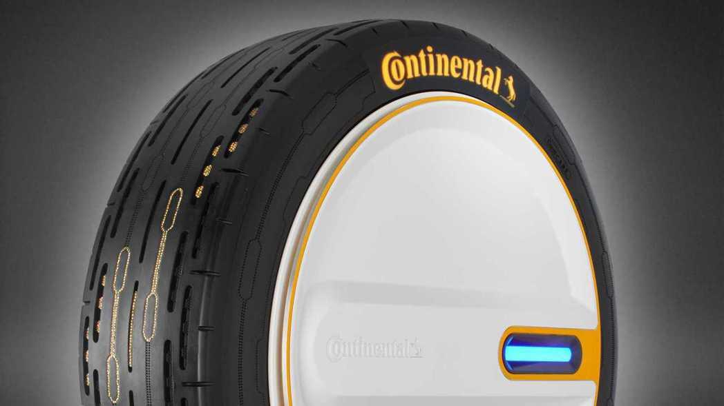 摘自Continental