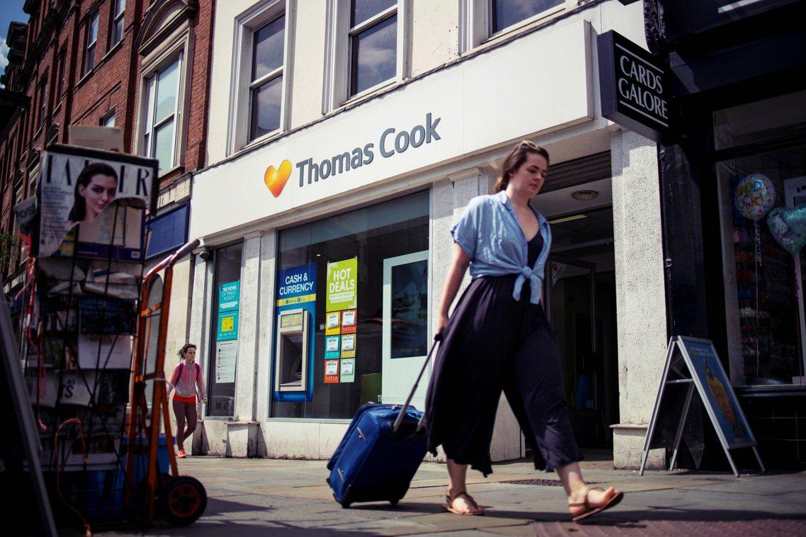 創社178年的英國旅行業始祖Thomas Cook集團(TCG),因債務危機的融...