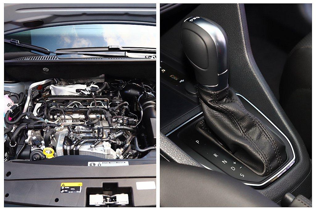 福斯商旅Caddy Maxi Home Run傳奇版搭載2.0 TDI渦輪增壓引...