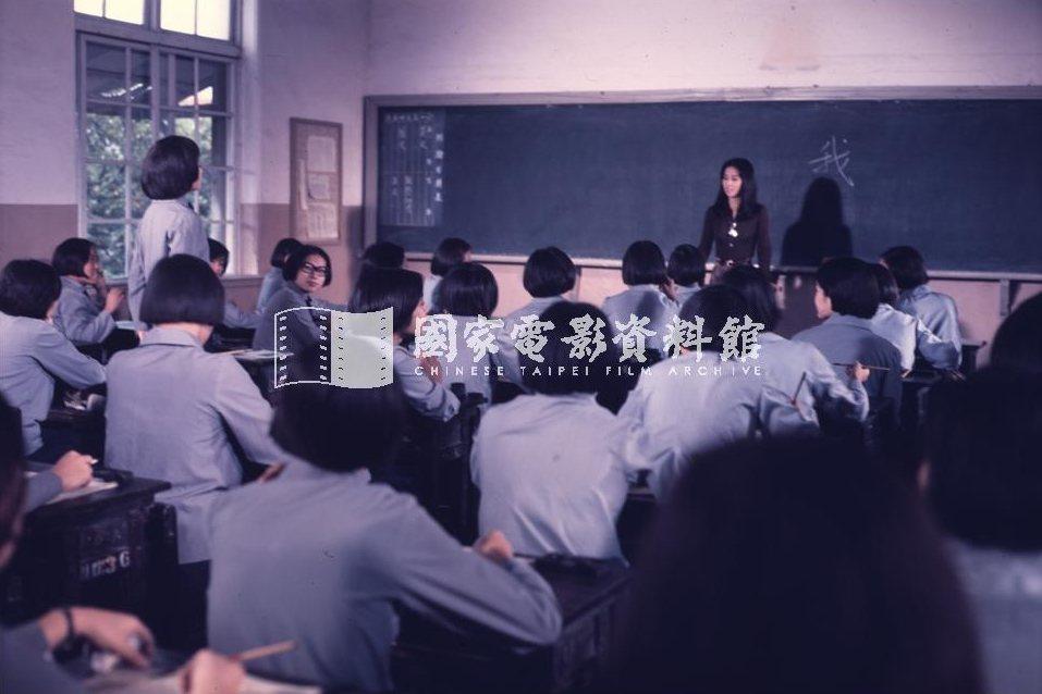 林鳳嬌在《碧雲天》的電影開場,奠定她在「二秦二林」時代的地位。 圖/國家電影資料...