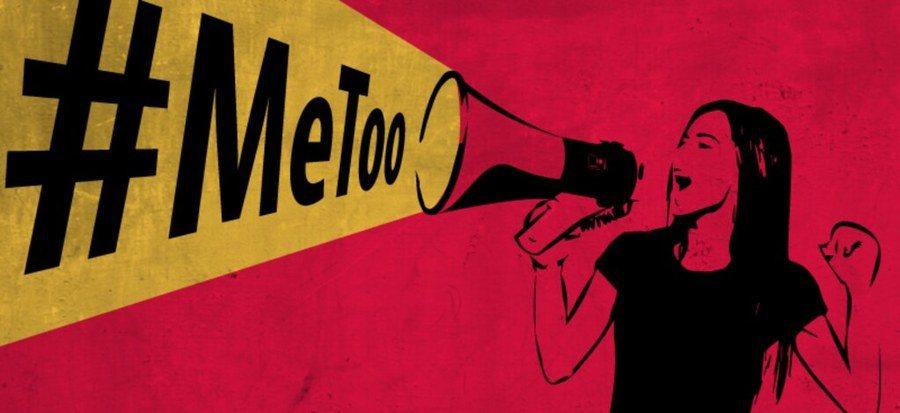 在hashtag流行帶起一波#metoo浪潮後,全球各處掀起「我也是」跟風。(p...