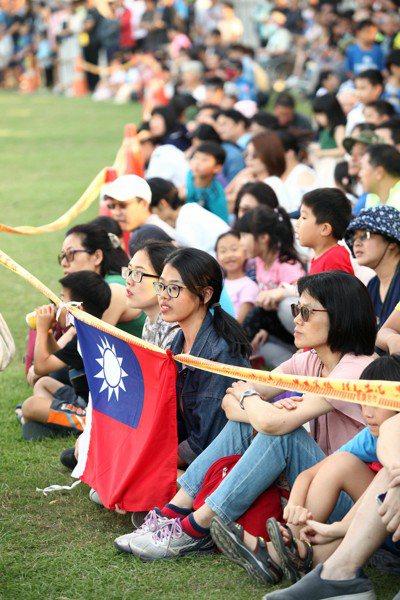 中韓大戰吸引爆滿球迷進場為地主隊加油。圖/大會提供