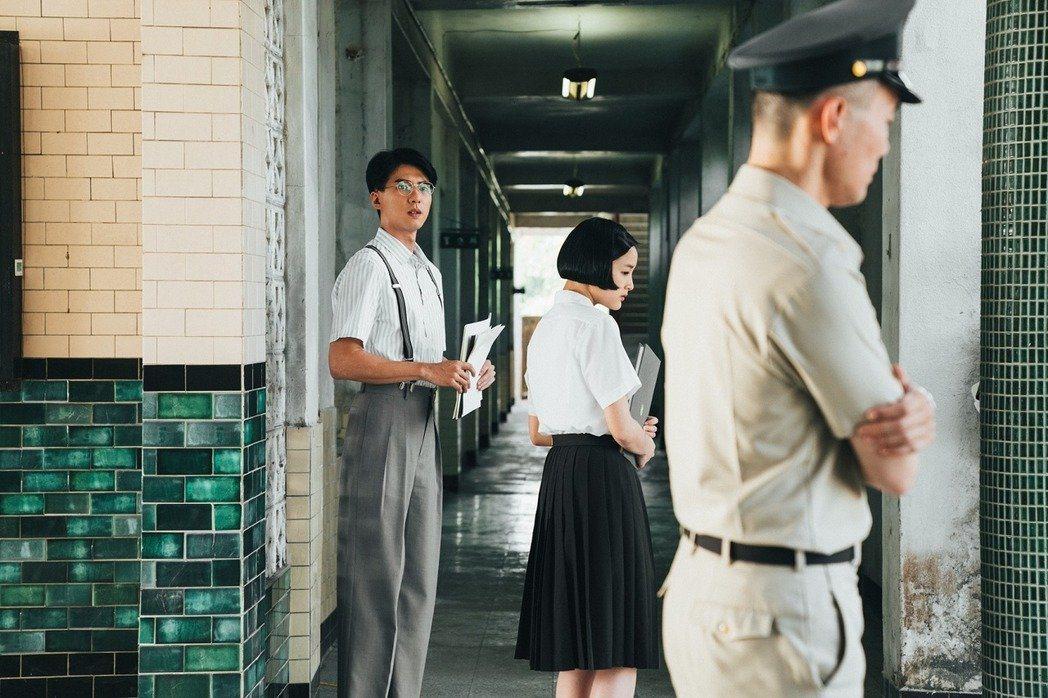 「返校」上映2日以來票房累積共4550萬台幣。圖/影一提供