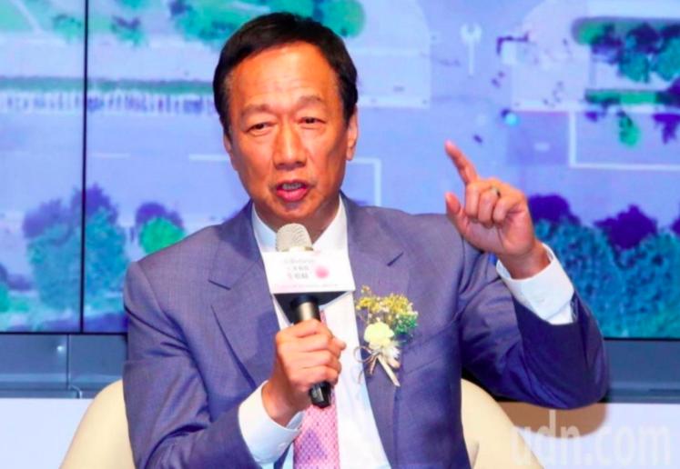 鴻海創辦人郭台銘不登記總統連署後,郭粉動向備受關注。聯合報系資料照