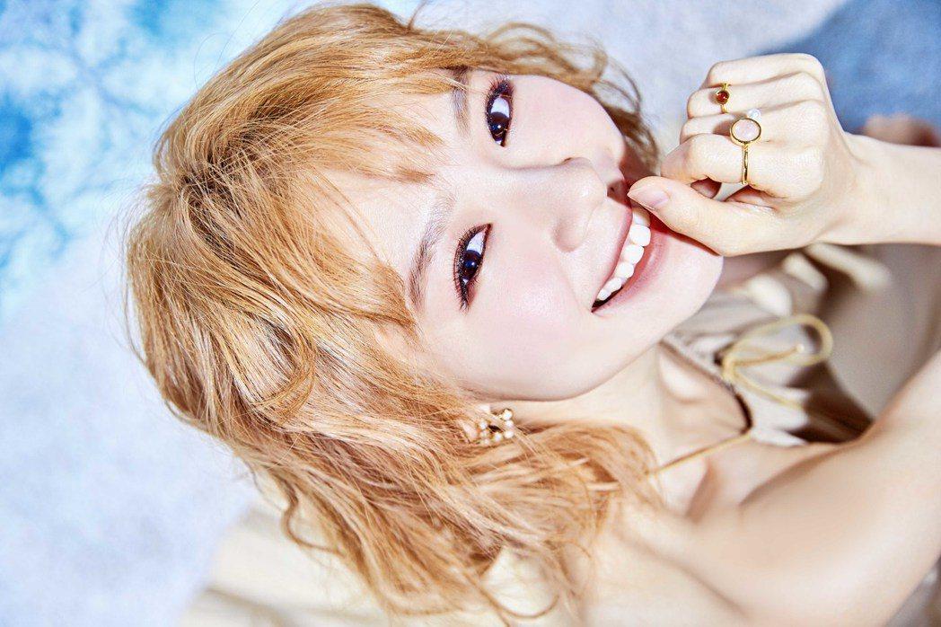 林明禎推出新歌「勾勾纏」。圖/種子提供