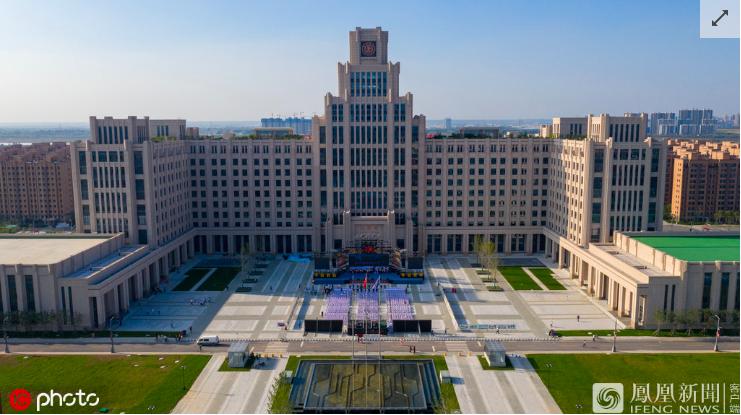 今年9月,西安交通大學正式入駐中國西部科技創新港,建成中國第一所沒有「圍牆」的大...