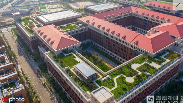 西安交通大學校長王樹國稱:沒有圍牆指的不單單是物理的圍牆,更重要的是學術的圍牆。...